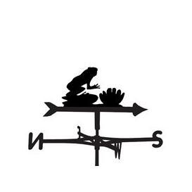 image-Weathervane in Frog Design - Medium (Cottage)