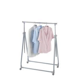 image-Melcher 88cm Wide Clothes Rail Rebrilliant