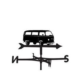image-VW Camper Van Weathervane - Medium (Cottage)