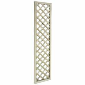 image-Behrens Wood Lattice Panel Trellis Sol 72 Outdoor