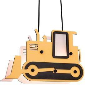 image-Firstlight 3742 Bulldozer Children's Pendant Ceiling Light