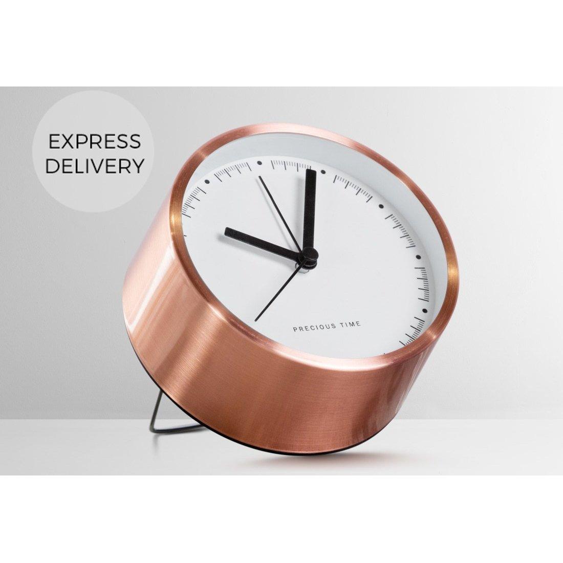 image-Aurelia Alarm Clock, Copper