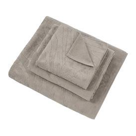 image-Roberto Cavalli - Zebrage Towel - Sand - Bath Sheet