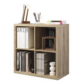 image-Rudra Bookcase Ebern Designs