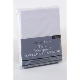 image-100% Terry Waterproof Mattress Protector
