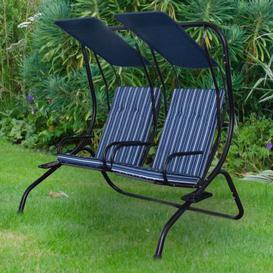 image-Blenheim Two Seater Swing Garden Chair