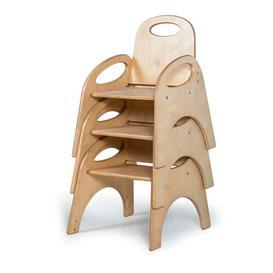 image-Mirabelle Children's Chair Isabelle & Max Size: 52cm H x 39cm W x 43cm D