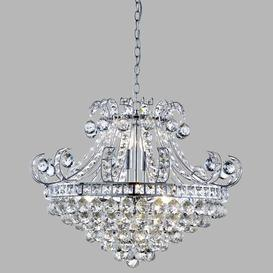 image-6-Light Empire Chandelier Mercer41