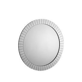 image-Julian Bowen Sonata Round Wall Mirror