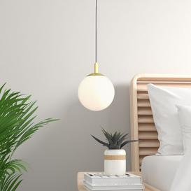 image-Endsley 1-Light Globe LED Pendant Fairmont Park