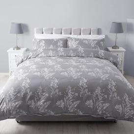 image-Sapporo Jacquard Duvet Cover Set Belledorm Size: Single