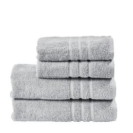 image-Oroville 4 Piece Towel Bale Ebern Designs Colour: Silver
