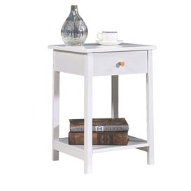 image-Rocha Side Table with Storage