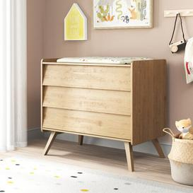 image-Arnaline Changing Unit Mack + Milo Colour: Oak