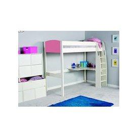 image-Stompa UnoS High Sleeper 1 + Desk