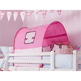image-Tunnel for Midsleeper Cabin Bed in Hello Kitty Tent Colour: Hello Kitt