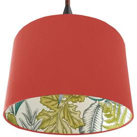 image-30cm Cotton Drum Lamp Shade Brayden Studio