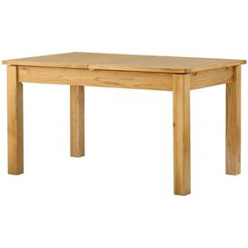 image-Provence Oak Extending Dining Table