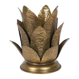 image-A by AMARA Christmas - Pineapple Top Candle Holder - Small