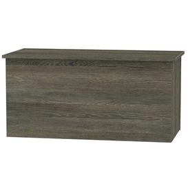image-Lyman Wooden Blanket Box Marlow Home Co. Colour: Panga