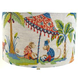 image-Cheeky Monkey Table Lampshade