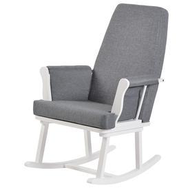 image-KUB Haldon Rocking Chair - White