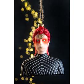 image-Bowie Inspired Christmas Tree Decoration