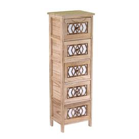 image-Turner 5 Drawers Chest August Grove