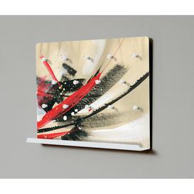 image-Glowe 40 Motiv M26 Abstract Art Key Hook