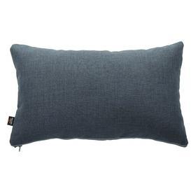 image-Alois Linen Cushion with filling Ebern Designs Colour: Denim/Blue