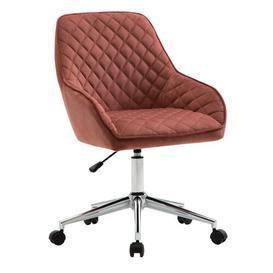 image-Mcclinton Ergonomic Desk Chair Blue Elephant