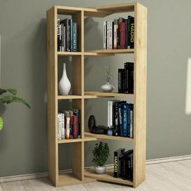 image-Zelda Bookcase Gracie Oaks
