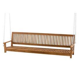 image-Laubach Swing Seat Sol 72 Outdoor Size: 64cm H x 220cm W x 60cm D