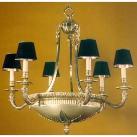 image-Amann 9-Light Sputnik Chandelier Astoria Grand