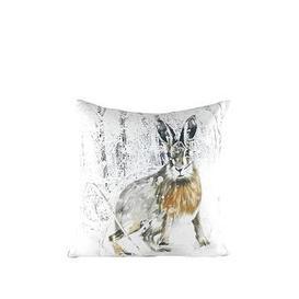 image-Riva Home Hare Christmas Cushion