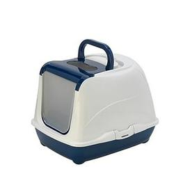 image-Petface Hooded Cat Litter Tray