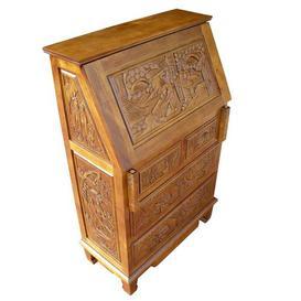 image-Abrams Secretary Desk Astoria Grand