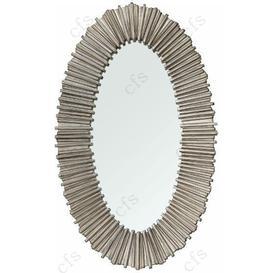 image-RV Astley Dagny Oval Wall Mirror
