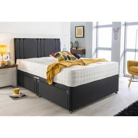 image-Calumet Divan Bed Brayden Studio Size: Single (3'), Storage Type: No Drawers