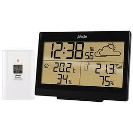 image-Fant Wireless Weather Station Sol 72 Outdoor Colour: Black
