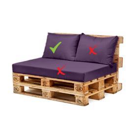 image-Sofa Cushion Sol 72 Outdoor Colour: Purple