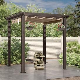 image-Kroth 3 x 3m Pergola Sol 72 Outdoor