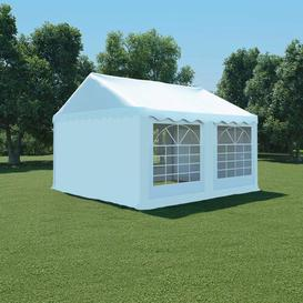 image-Lilianna 4m x 4m Steel Patio Gazebo Sol 72 Outdoor Colour (Roof): White
