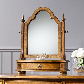 image-Eastcotts Arched Dressing Table Mirror Astoria Grand