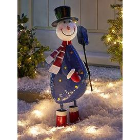 image-Three Kings Polka Frosty Indoor/Outdoor Christmas Decoration