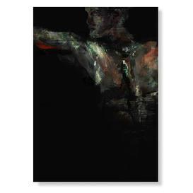 image-Torso, Paper 50 x 70