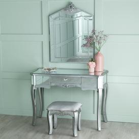 image-Tenafly French Mirrored Dressing Table