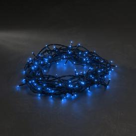 image-120 Micro LED Christmas Tree String Lights Konstsmide Colour: Blue