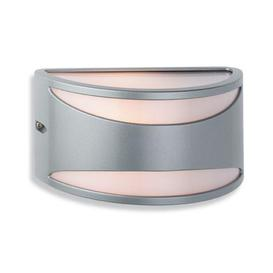 image-Firstlight 5617 Meridian Outdoor Wall Light in Silver