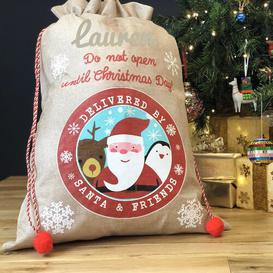 image-Do Not Open Until Christmas Day Sack